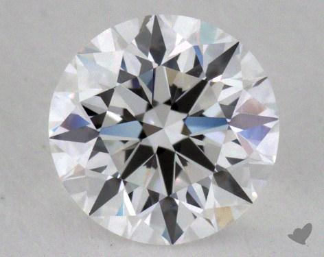 0.72 Carat E-VVS2 Excellent Cut Round Diamond