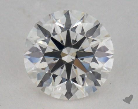 0.73 Carat I-VS2 Excellent Cut Round Diamond