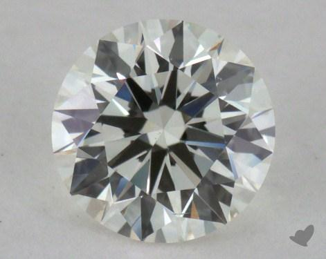 0.73 Carat J-VS2 Excellent Cut Round Diamond