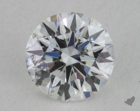 0.34 Carat E-I1 Excellent Cut Round Diamond