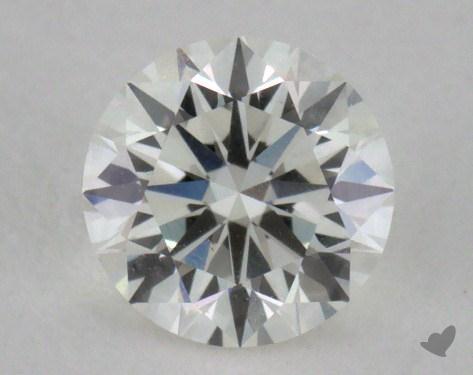 0.50 Carat I-VS1 Excellent Cut Round Diamond