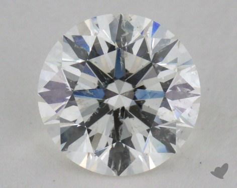 1.01 Carat I-SI2 Excellent Cut Round Diamond 