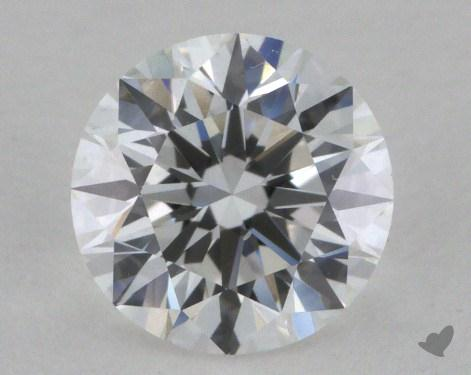 0.82 Carat E-SI1 Very Good Cut Round Diamond