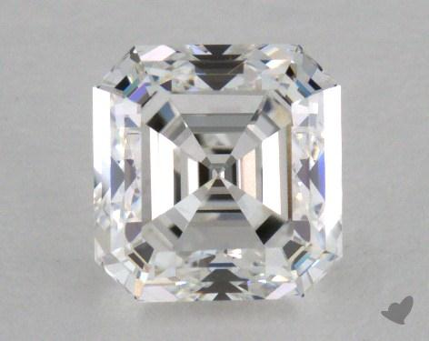 1.02 Carat F-IF Asscher Cut Diamond