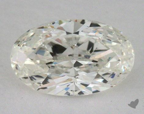 1.60 Carat I-VS2 Oval Cut Diamond
