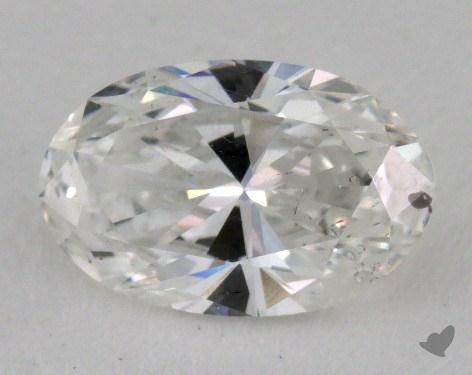 1.08 Carat G-SI2 Oval Cut Diamond