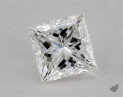 0.51 Carat G-IF Ideal Cut Princess Diamond