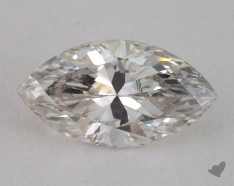 1.23 Carat I-SI2 Marquise Cut  Diamond