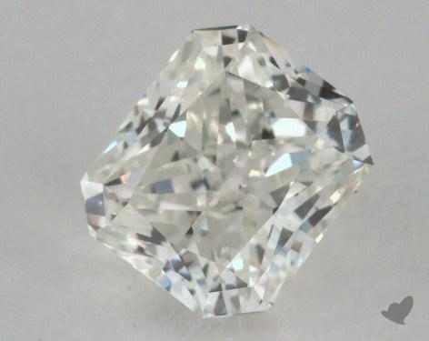 0.72 Carat I-VVS1 Radiant Cut Diamond