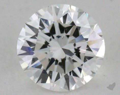 1.03 Carat E-VS1 Excellent Cut Round Diamond 