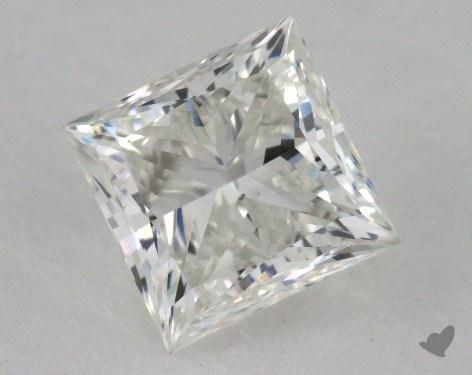1.01 Carat H-VS2 Princess Cut Diamond