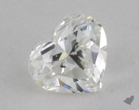 1.70 Carat G-SI2 Heart Shaped  Diamond