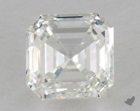 1.66 Carat G-VVS2 Asscher Cut  Diamond