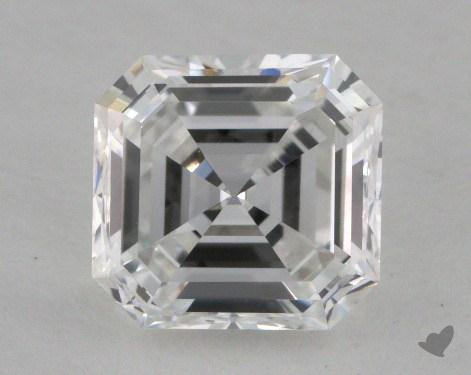 0.82 Carat E-IF Asscher Cut  Diamond