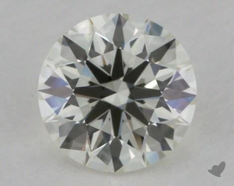 0.78 Carat J-VVS2 True Hearts<sup>TM</sup> Ideal Diamond