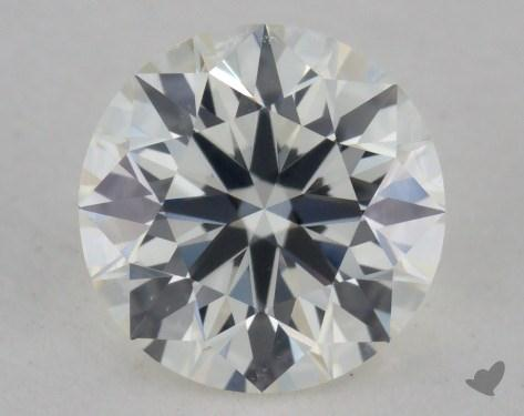 0.58 Carat J-VS1 True Hearts<sup>TM</sup> Ideal Diamond