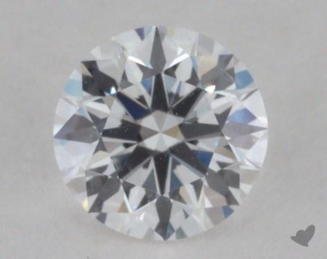 0.34 Carat D-SI1  True Hearts<sup>TM</sup> Ideal  Diamond
