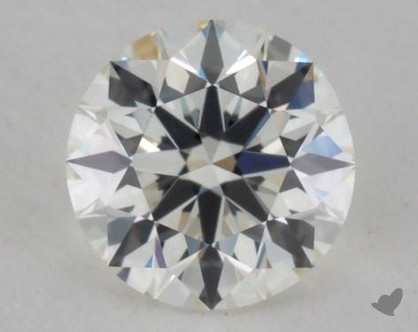 0.66 Carat I-VS1 True Hearts<sup>TM</sup> Ideal Diamond