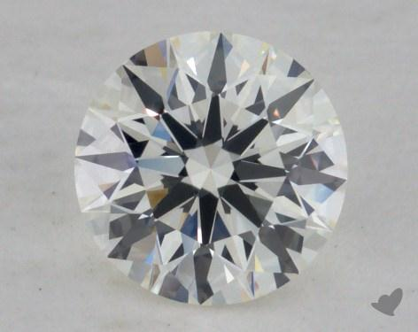 0.76 Carat J-VVS1 True Hearts<sup>TM</sup> Ideal Diamond