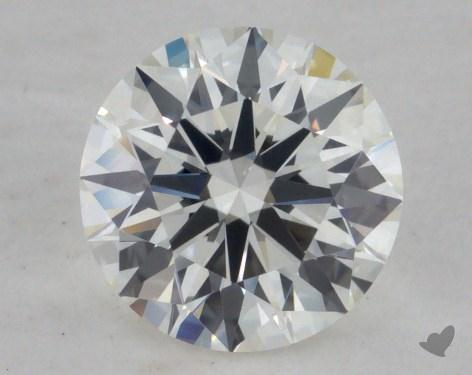 0.90 Carat H-VVS1 True Hearts<sup>TM</sup> Ideal Diamond