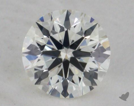 0.33 Carat J-VS2 True Hearts<sup>TM</sup> Ideal Diamond