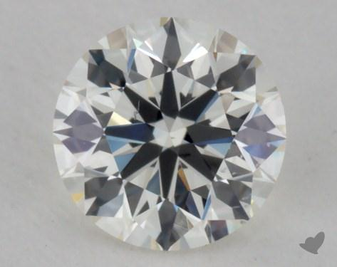 0.59 Carat J-VS2 True Hearts<sup>TM</sup> Ideal Diamond