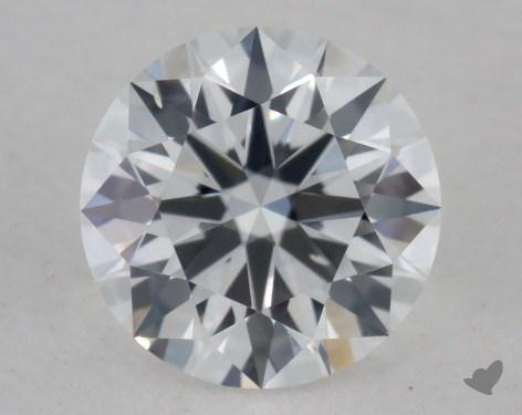 0.41 Carat E-SI1 True Hearts<sup>TM</sup> Ideal Diamond