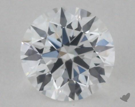 0.44 Carat E-VS2 True Hearts<sup>TM</sup> Ideal Diamond