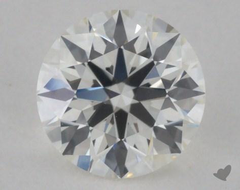 0.75 Carat J-VS1 True Hearts<sup>TM</sup> Ideal Diamond
