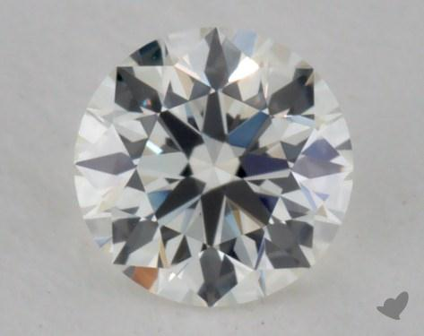 0.37 Carat H-VVS2  True Hearts<sup>TM</sup> Ideal  Diamond