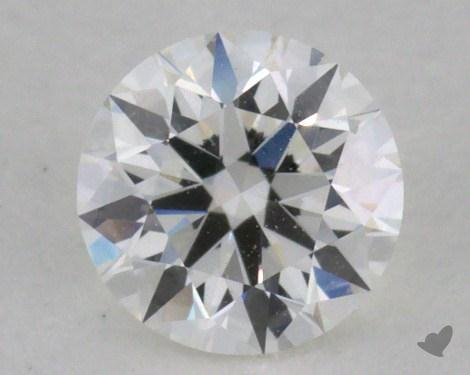 0.35 Carat F-VS1 True Hearts<sup>TM</sup> Ideal Diamond