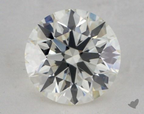 0.77 Carat J-VVS1 True Hearts<sup>TM</sup> Ideal Diamond