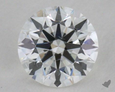 0.54 Carat F-SI2  True Hearts<sup>TM</sup> Ideal  Diamond