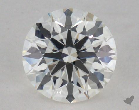 0.51 Carat I-IF True Hearts<sup>TM</sup> Ideal Diamond