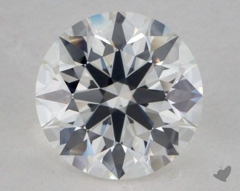 1.61 Carat G-VS2 True Hearts<sup>TM</sup> Ideal Diamond