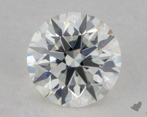 0.33 Carat I-IF True Hearts<sup>TM</sup> Ideal Diamond