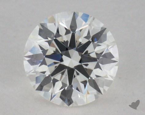 0.77 Carat H-IF True Hearts<sup>TM</sup> Ideal Diamond