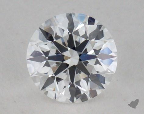 0.51 Carat F-IF True Hearts<sup>TM</sup> Ideal Diamond