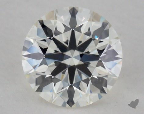 0.74 Carat J-VS2 True Hearts<sup>TM</sup> Ideal Diamond