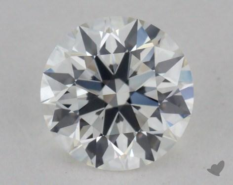 0.53 Carat G-VVS1 True Hearts<sup>TM</sup> Ideal Diamond