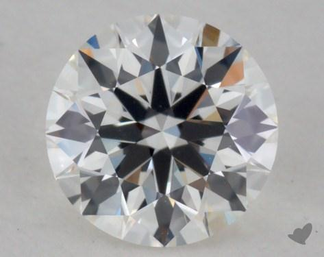 0.53 Carat H-VVS1  True Hearts<sup>TM</sup> Ideal  Diamond