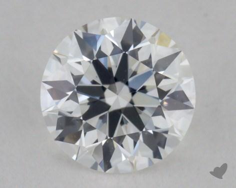 0.52 Carat F-VVS2 True Hearts<sup>TM</sup> Ideal Diamond
