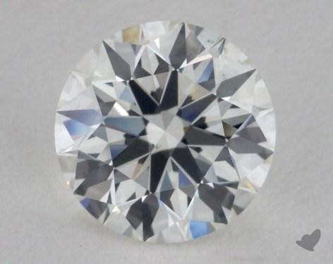 1.27 Carat H-VS2 True Hearts<sup>TM</sup> Ideal Diamond