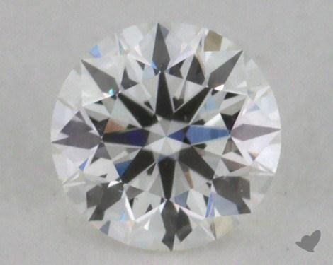 0.37 Carat G-VS2 True Hearts<sup>TM</sup> Ideal Diamond