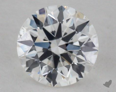 0.50 Carat F-VS2 True Hearts<sup>TM</sup> Ideal Diamond