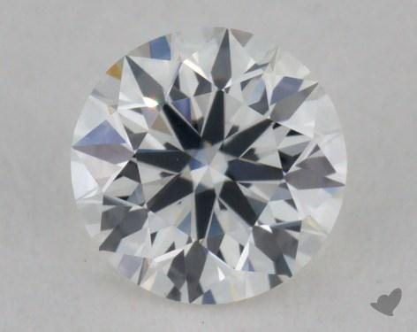 0.32 Carat G-VS1 True Hearts<sup>TM</sup> Ideal Diamond