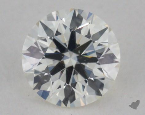 0.33 Carat I-SI2 True Hearts<sup>TM</sup> Ideal Diamond