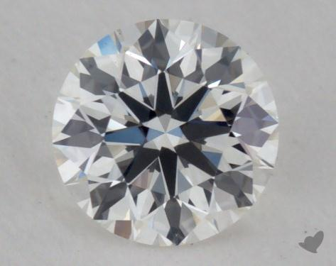 0.35 Carat G-VS1 True Hearts<sup>TM</sup> Ideal Diamond