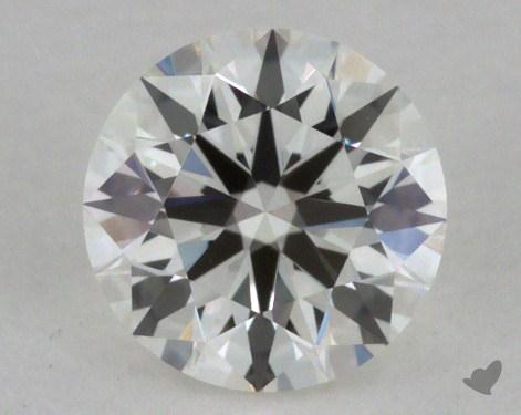 0.35 Carat H-VS1 True Hearts<sup>TM</sup> Ideal Diamond