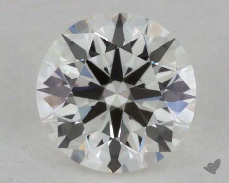 0.35 Carat H-VS1 True Hearts<sup>TM</sup> Ideal Diamond